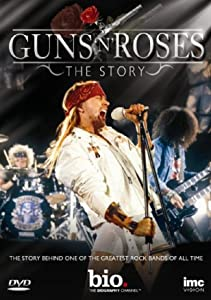Watching movies websites Guns N' Roses: The Story by Scott Kalvert [BDRip]