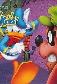 Donald Duck Goin' Quackers Poster