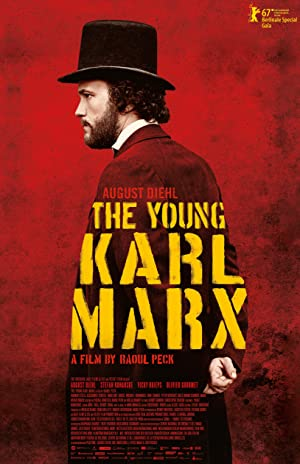 Movie The Young Karl Marx (2017)