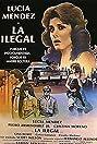 La ilegal (1979) Poster