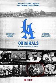 LA Originalsสองตำนานเเห่งเเอลเอ