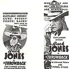 Buck Jones in The Throwback (1935)