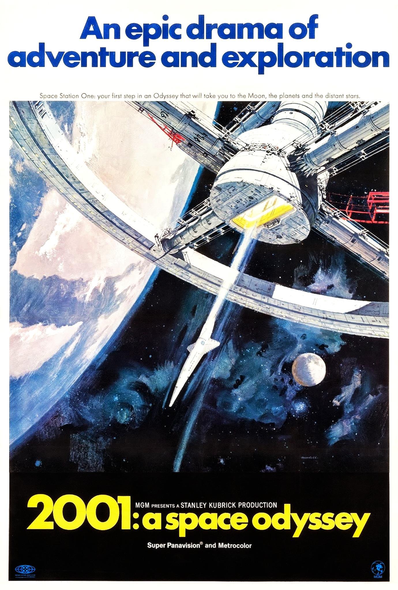 2001: A Space Odyssey (1968) - IMDb