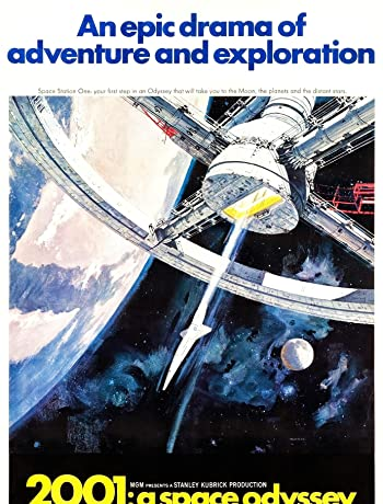 2001: A Space Odyssey (1968) 720p