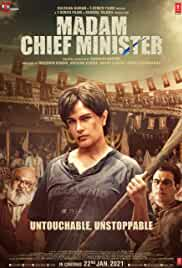 Madam Chief Minister (2021) HDRip Hindi Movie Watch Online Free