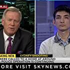 Andrew Bolt and Xavier Boffa in The Bolt Report (2011)
