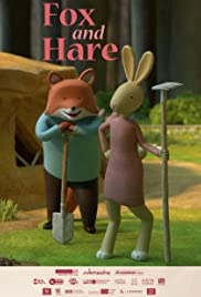 Fox and Hare Poster