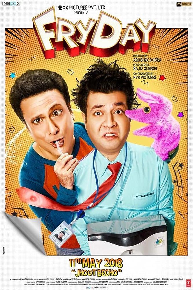 FryDay (2018) besthdmovies - Hindi Movie DVDScr 700MB 720p ESubs