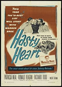 Movies you can watch for free The Hasty Heart [2048x2048]