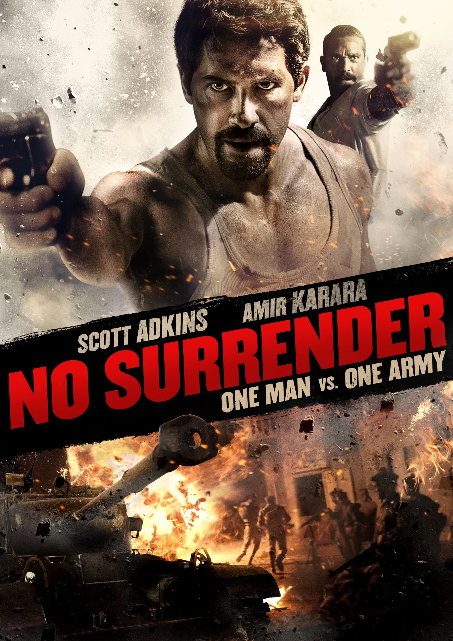 No Surrender (2018) WEBRip 720p