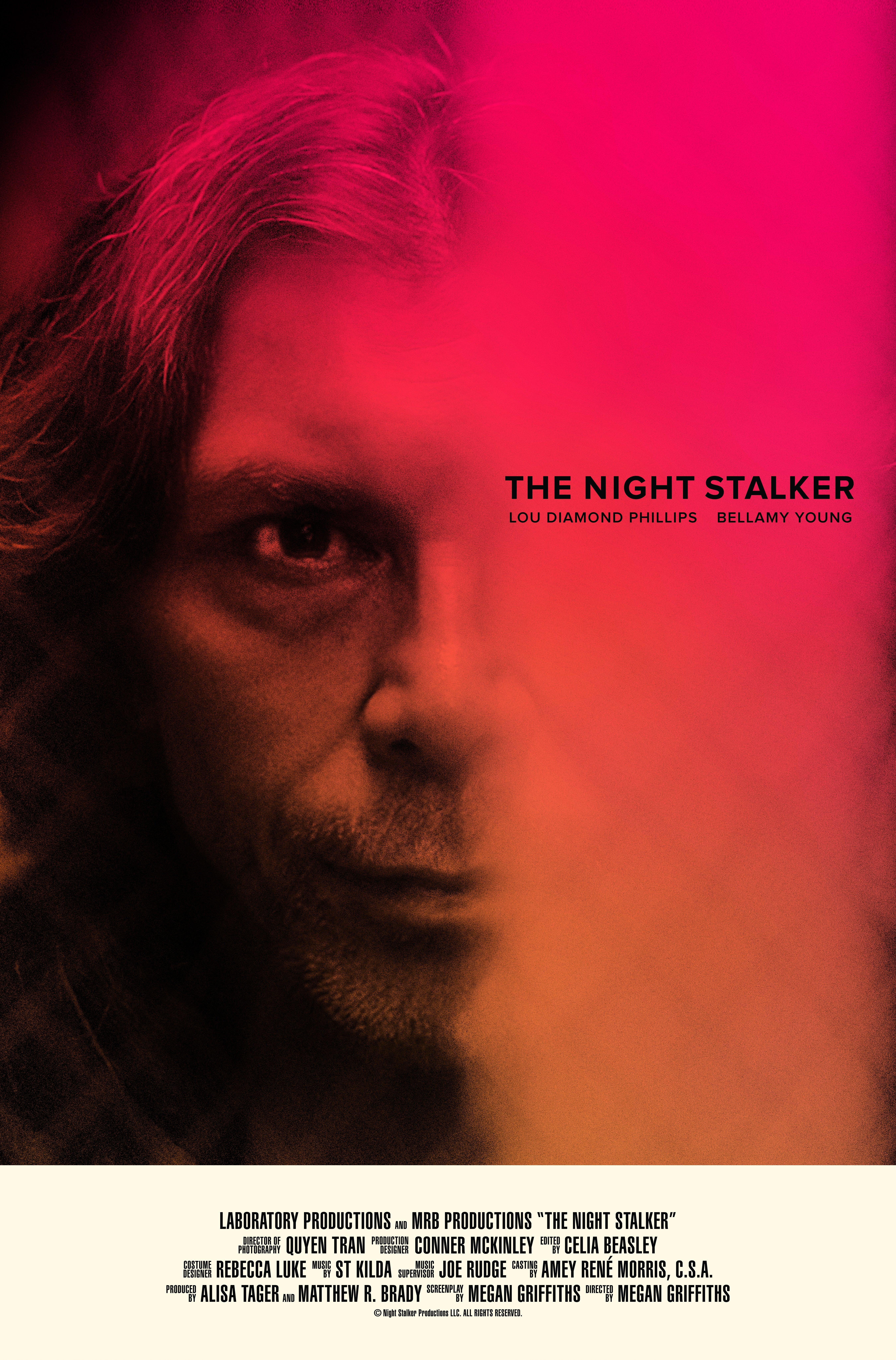 The Night Stalker Tv Movie 2016 Imdb