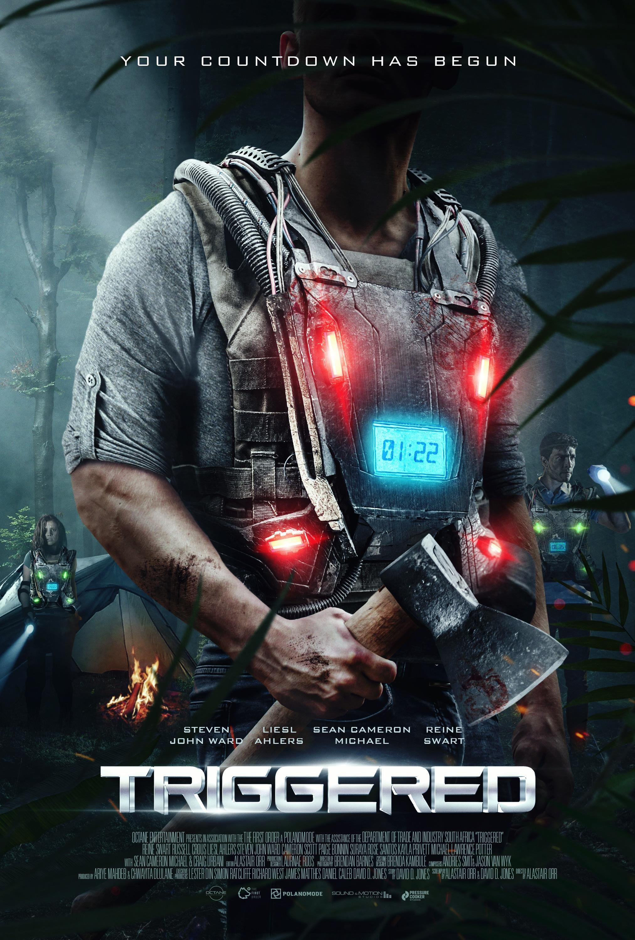Triggered 2020 English 720p HDRip 400MB Download