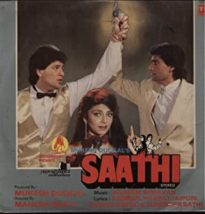 Robin Bhatt (screenplay) Saathi Movie
