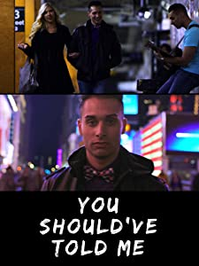 Watch 3d movie trailers Blaise Delfino: You Should've Told Me [mts]