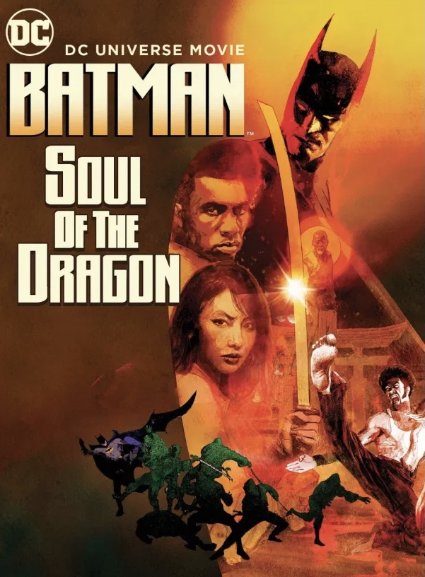 Batman Soul of the Dragon (2021) English Movie 480p BluRay ESubs 350MB