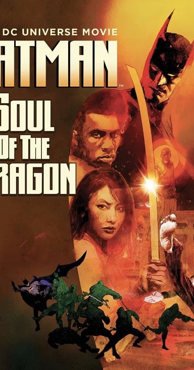 Free Download Batman: Soul of the Dragon Full Movie