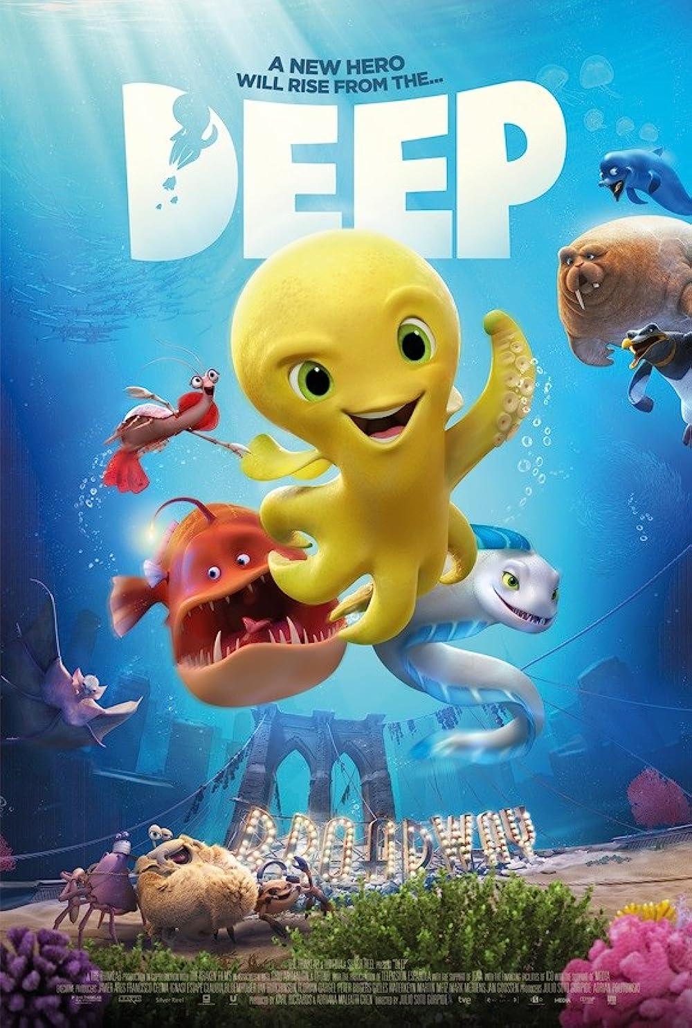 Filmbeschreibung zu Deep
