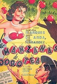 Las manzanas de Dorotea Poster