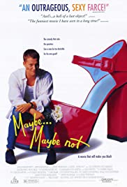 Maybe... Maybe Not Poster