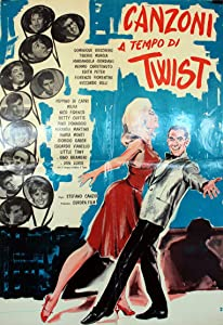 All movies full free download Canzoni a tempo di twist Italy [DVDRip]