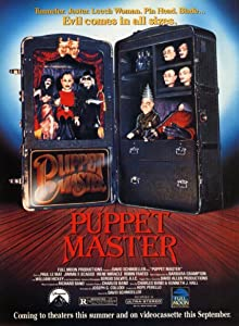 Latest english movies downloads free Puppetmaster [BRRip]