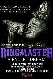 Ringmaster: A Fallen Dream Poster