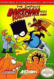 The Simpsons: Bartman Meets Radioactive Man Poster