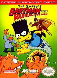New movie websites to watch for free The Simpsons: Bartman Meets Radioactive Man by none [640x360]
