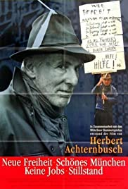 Neue Freiheit - Keine Jobs Schönes München: Stillstand Poster