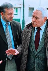 Peter Fitz and Joachim Król in Nobiltà (2002)