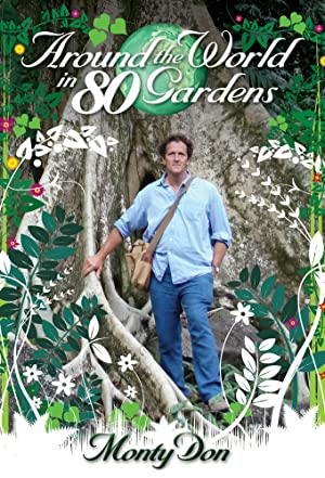 Where to stream Around the World in 80 Gardens