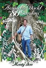 Around the World in 80 Gardens Poster