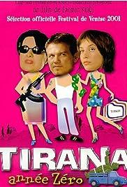 Tirana, année zéro Poster