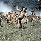 Pat Hogan in Davy Crockett: King of the Wild Frontier (1955)