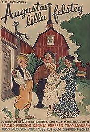 Augustas lilla felsteg Poster