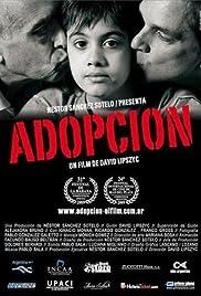 Adopción Poster