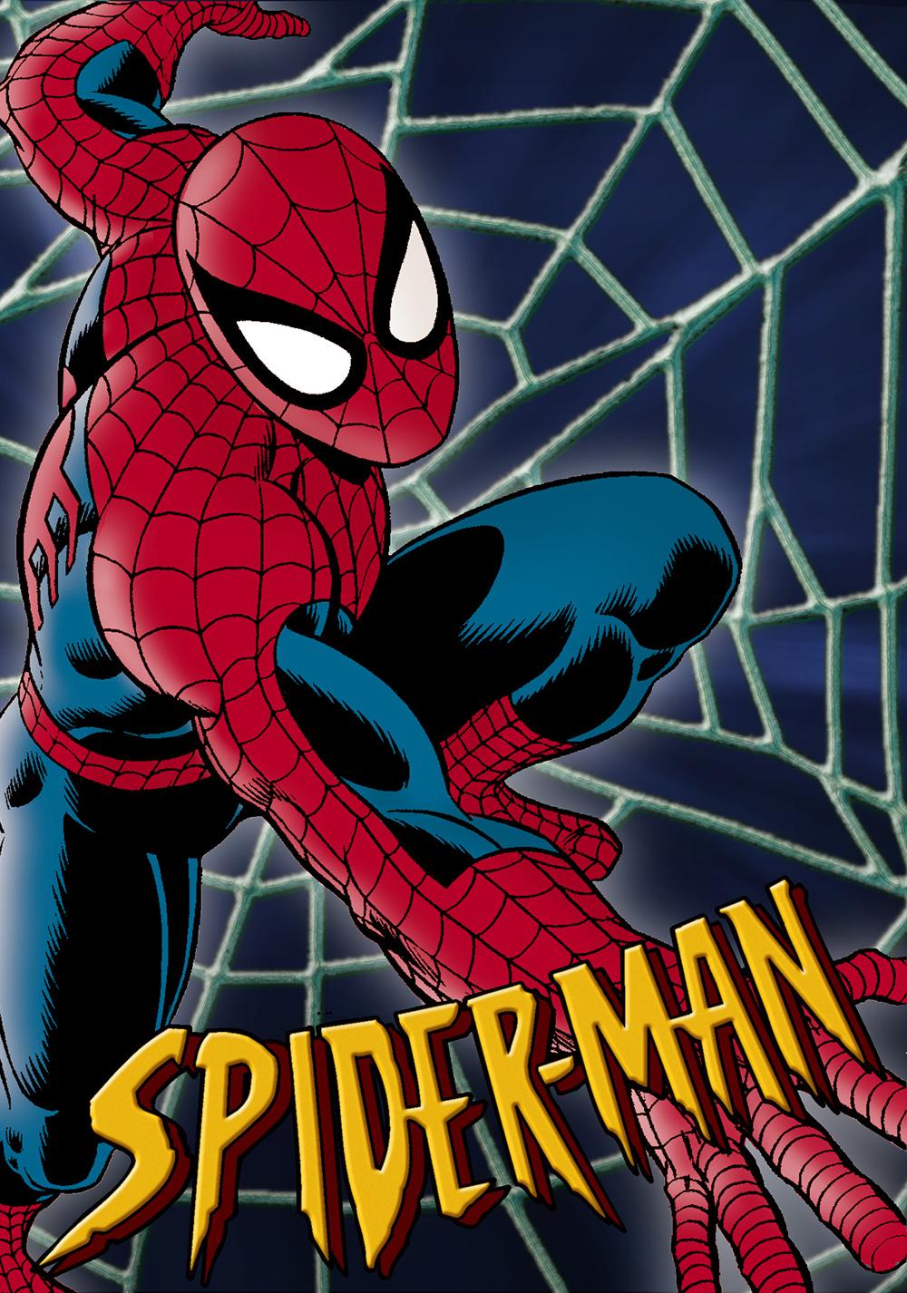 spider man tv series 1994 1998 imdb