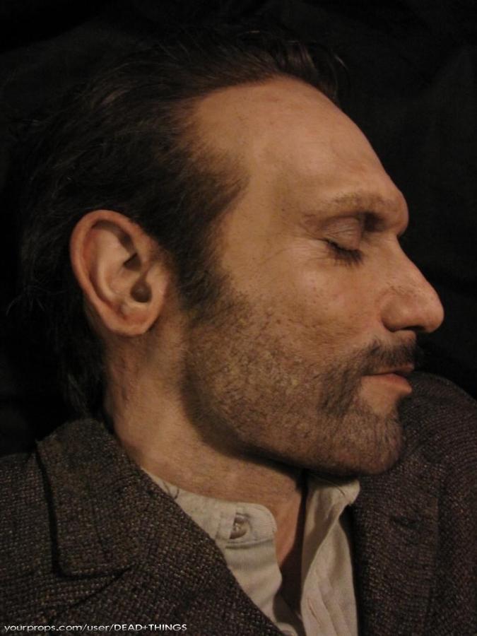 Anthony Crivello in Jane Austen's Mafia! (1998)