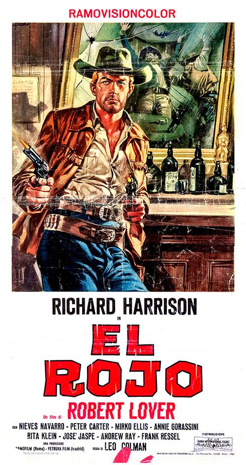 El rojo (1966)