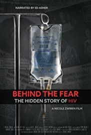 Behind the Fear Poster