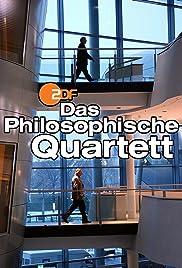 Im Glashaus - Das philosophische Quartett Poster