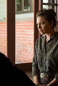 Alexa Davalos in The Man in the High Castle (2015)