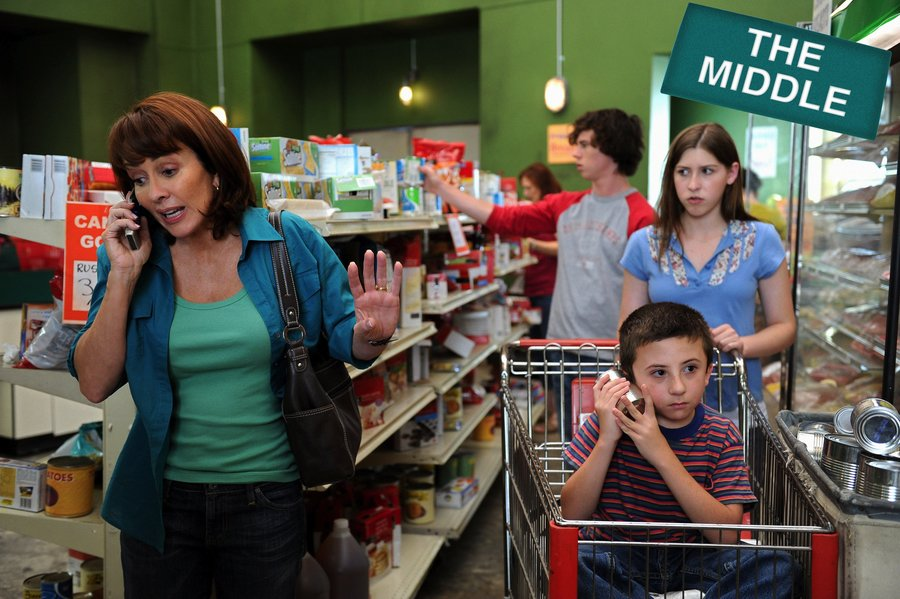 The Middle (Una Familia Modelo) 1×02 – La animadora