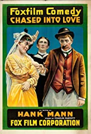 Chased Into Love Poster