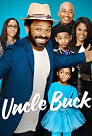 Uncle Buck Poster