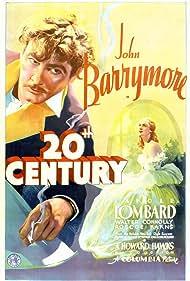 Twentieth Century (1934) Poster - Movie Forum, Cast, Reviews