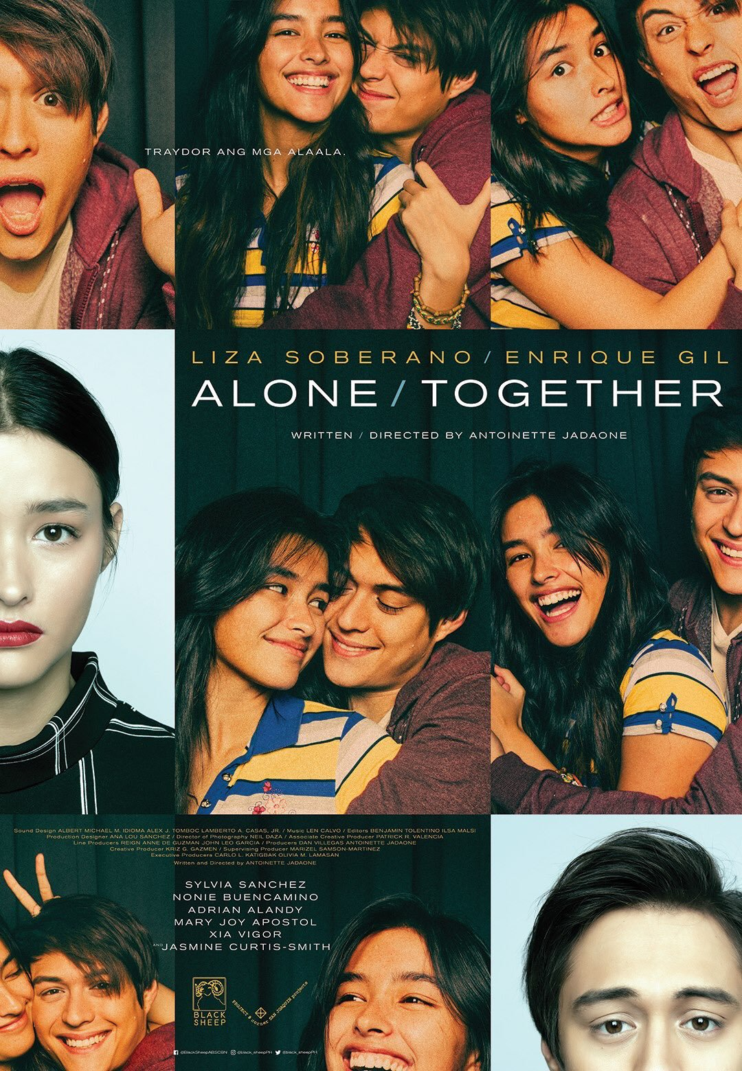 Alone/Together (2019) - IMDb