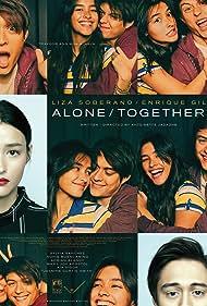 Enrique Gil and Liza Soberano in Alone/Together (2019)
