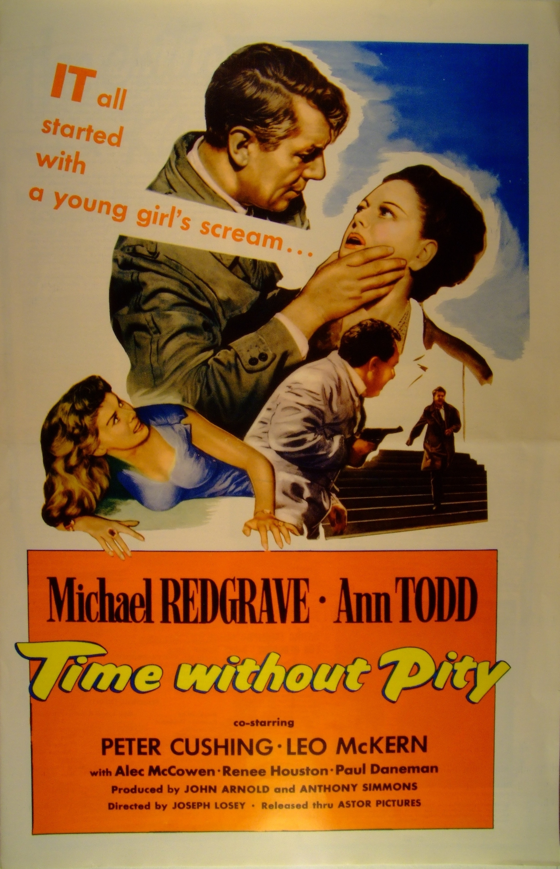 Time Without Pity 1957 IMDb