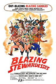 Blazing Stewardesses Poster - Movie Forum, Cast, Reviews